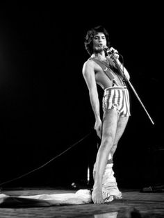 """I won't be a rock star. I will be a legend.""    And you are Freddie, you truly are."