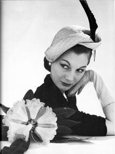 Fiona Campbel Walter in The Tatler 1951