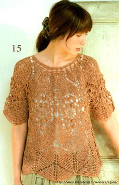 5c6f15eed5 I love this blouse with diagrams, I wish I had time to make lots of
