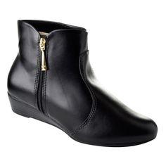 Ankle Boot Modare Ultra Conforto 17-7048200553615745 - Preto