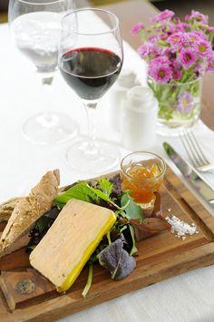 Foie gras....