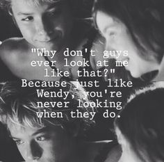(Even though this obviously isn't a Peter Pan quote or anything) I still find it adorable