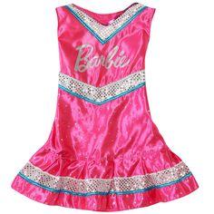 "Barbie Cheerleader Dress - Pink - Just Play - Toys ""R"" Us"