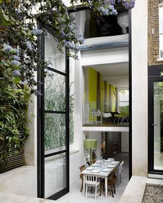 FromhouzzukDominic Mckenzie Architects wow with an extension that shows off triple height glazing!
