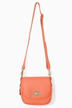 Electric Flash Bag - Coral