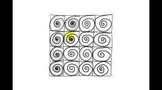 Zentangle Patterns | Tangle Patterns? - Tortuca