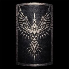 Greatshield of the Raven Godess / Dark Souls 2′s Shield Design Contest