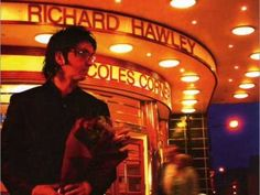 ▶ Richard Hawley - Coles Corner (with lyrics) - YouTube