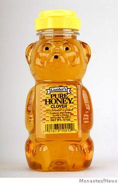 Honey Bear don't Care ;)