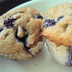 Blueberry Cream Muffins - Allrecipes.com