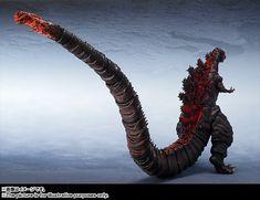 S.H. MonsterArts Godzilla(2016)