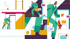 """Check out this @Behance project: """"Slack - Work Simplified"""" https://www.behance.net/gallery/40894619/Slack-Work-Simplified"""