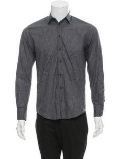 Rag & Bone Check Button-Up Shirt