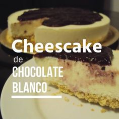 TARTAS Y TORTAS (Cheescake) - Aldea Chocolate Blanco, Tiramisu, Cheesecake, Ethnic Recipes, Desserts, Food, Sweet Treats, Deserts, Tarts