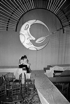 Studio 54 Moon and Spoon, 1978