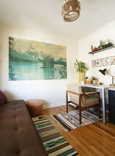 This Ranch-Style Home Brims with Nostalgia | Design*Sponge