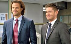 Supernatural wins EW's Fanuary competition and gets renewed for Season 12!