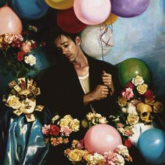 Nate Ruess Reveals 'Grand Romantic' Album Cover | Off The Air: Cole on Radio 104.5