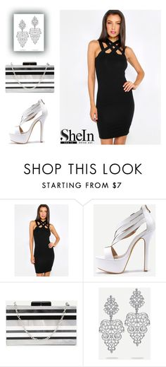 """""""#1 Shein"""" by almira-mustafic ❤ liked on Polyvore"""