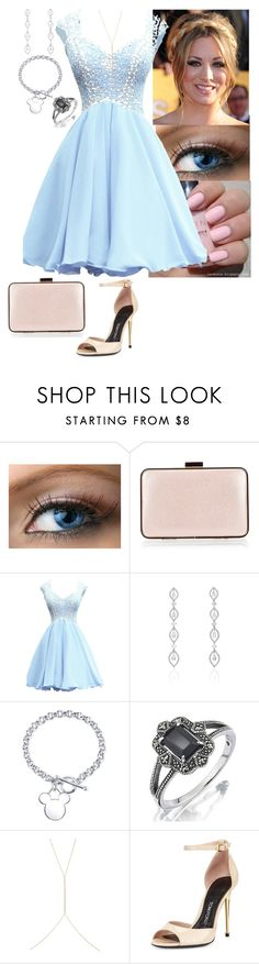"""""""Snowflake Dance (Winter)"""" by stinze on Polyvore featuring Coccinelle, Giovane, Disney, Ileana Makri and Tom Ford"""