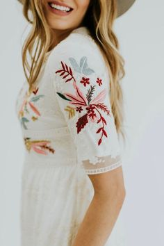 Women's Dresses – Pando Grove Women's Dresses, Spring Dresses, Flower Dresses, Pretty Dresses, Dresses Online, Casual Dresses, Looks Hippie, Böhmisches Outfit, Boho Mode