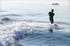 Wakeboarding Water Activities, Wakeboarding, Mountains, Nature, Travel, Voyage, Viajes, Traveling, The Great Outdoors