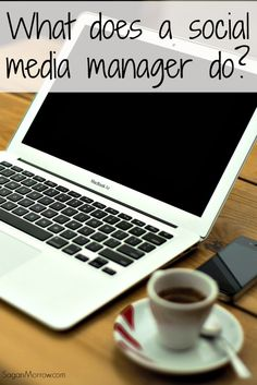 What does a social media manager do? Find out 9 different things that a social media manager does BESIDES create content. Social media experts are so much more than just content creators!