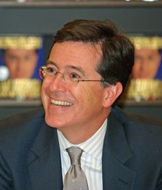 Colbert can be extremely funny. Too bad he's such a statist.