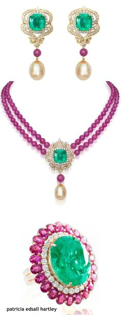 Fine Jewelry Farah Khan Fine Jewelry How many thumbs up to this? Mom Jewelry, Cute Jewelry, Stone Jewelry, Pearl Jewelry, Indian Jewelry, Jewelry Sets, Beaded Jewelry, Vintage Jewelry, Jewellery Stand