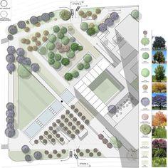 Concurso para Plaza Pública de Torres de Tajamar Cortesia de Municipalidad de Providencia