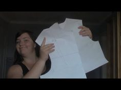 Solene - Patron buste - YouTube Creations, Youtube, Patterns, Good Luck, Hobbies, Sewing, Board, Youtubers, Youtube Movies