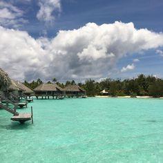 #Nofilter #InterContinental #BoraBora #Thalasso @icfr_polynesia #FrenchPolynesia #hotel #resort #overwaterbungalow #travel #reviewsbycouple