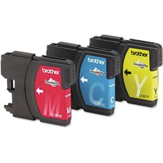 Brother LC613PKS Color Ink Cartridges