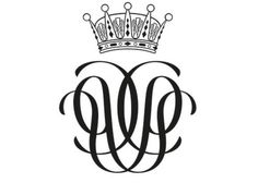 Prince Carl Philip and Sofia Hellqvist joint monogram