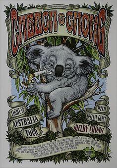 Cheech--Chong-Australian-Tour-P-483174