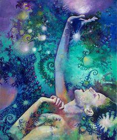 @solitalo La Ascensión como La Madre Divina tiene muchos aspectos y manifestaciones. Cada persona vive el proceso de forma única. Te invito a que hagas un alto en el camino y observes que te ha tra...