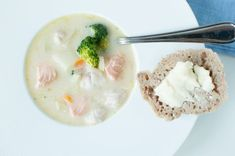 fiskesuppe med hvitvin