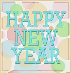 #patternpatisserie: Happy New Year 2015!! with love from Patricia Shea Designs!