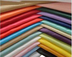 Acetatfutter Dunkel Grau 50 cm 100 cm | Etsy Double Gauze Fabric, Cotton Twill Fabric, Fleece Fabric, Brocade Fabric, Chiffon Fabric, Fabric Decor, Fabric Design, Polyester Satin, Crafty Projects