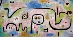 Slideshow:The Irony of Paul Klee at Centre Pompidou Paris by Nicholas Forrest (image - BLOUIN ARTINFO, The Premier Global Online Destination for Art and Culture August Macke, 1 August, Painting Frames, Painting Prints, Canvas Prints, Art Prints, Canvas Art, Franz Marc, Paul Gauguin
