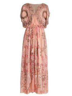 The 1978 Frida dress | Zandra Rhodes Archive | MATCHESFASHION.COM US