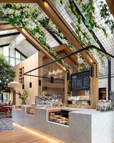 Boutique coffee roaster Coperaco's first cafe holds a modern tree house. The celebrated New York-based roaster @coperaco opens its first…