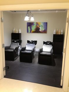1000 images about a shampoo dryer area on pinterest for 717 salon lancaster pa