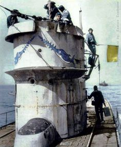 WWII German U-106