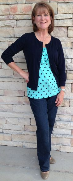 clothes for women over 50 | Style Savvy DFW