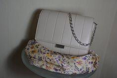 5ace48a799b9 Кожаная сумка CELINE в сочетании с шелковым шарфом идеально дополнят любой  летний образ! #Подарки
