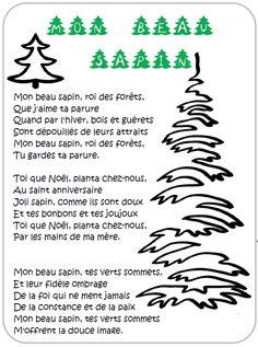 paroles chants de noel Comptines et chansons de Noël: | noel | Pinterest | Noel, French  paroles chants de noel
