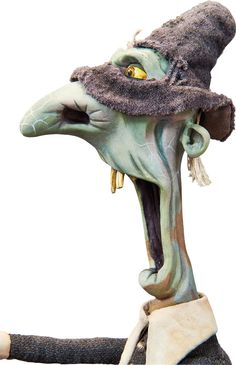ParaNorman Eben Hardwick Zombie Original Animation Puppet (LAIKA, | Lot #94116 | Heritage Auctions