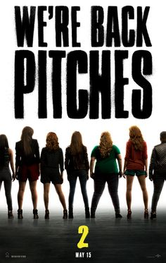 Pitch please! The Bellas are back in theaters 5.15.15. Exclusive new trailer tomorrow!