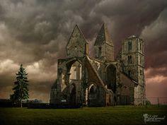 Blacklight of Croftfalls by LadyCarnal on deviantART